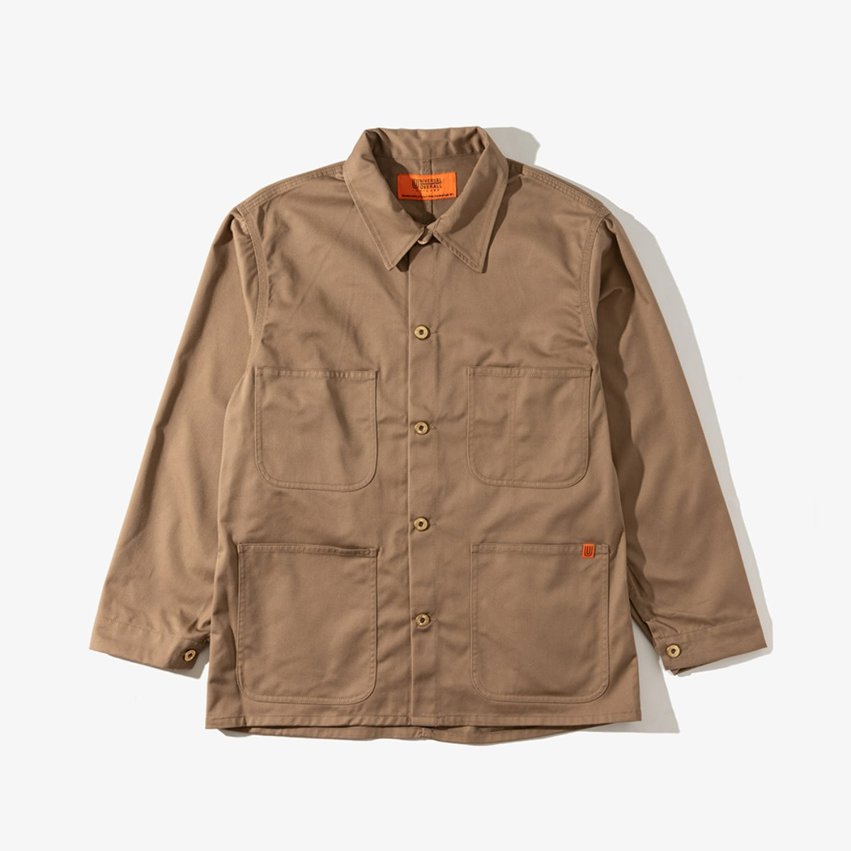 COVERALL BEIGE