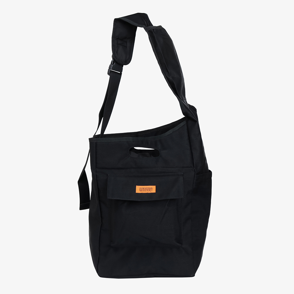CLIMBING SHOULDER BAG BLACK
