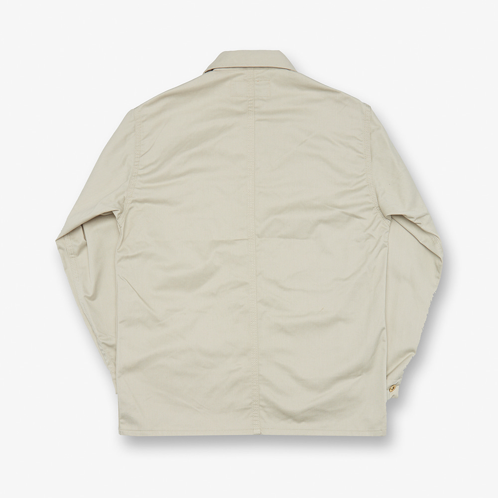COVERALL IVORY