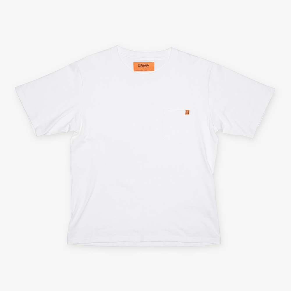 POCKET T-SHIRTS WHITE