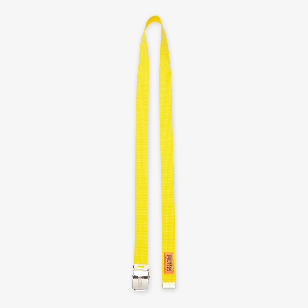 32mm BELT YELLOW