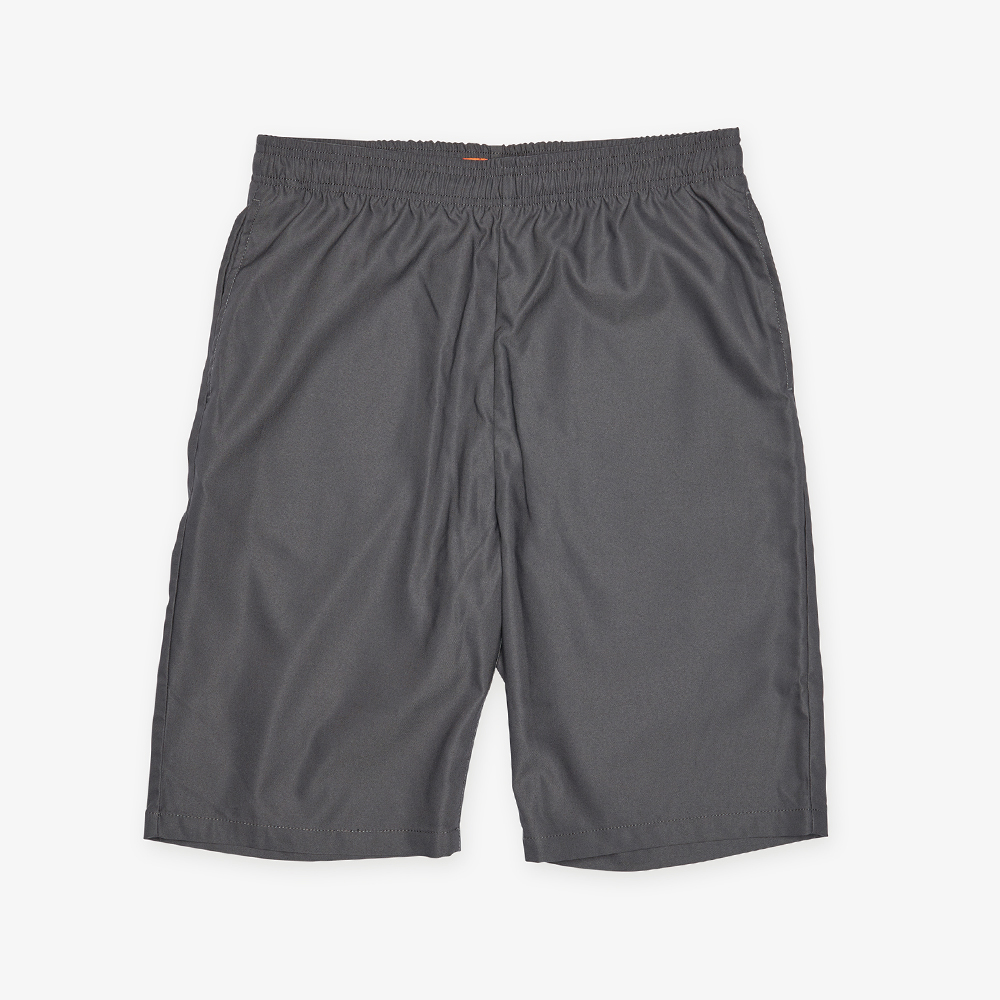 CHEF SHORTS DARK GREY