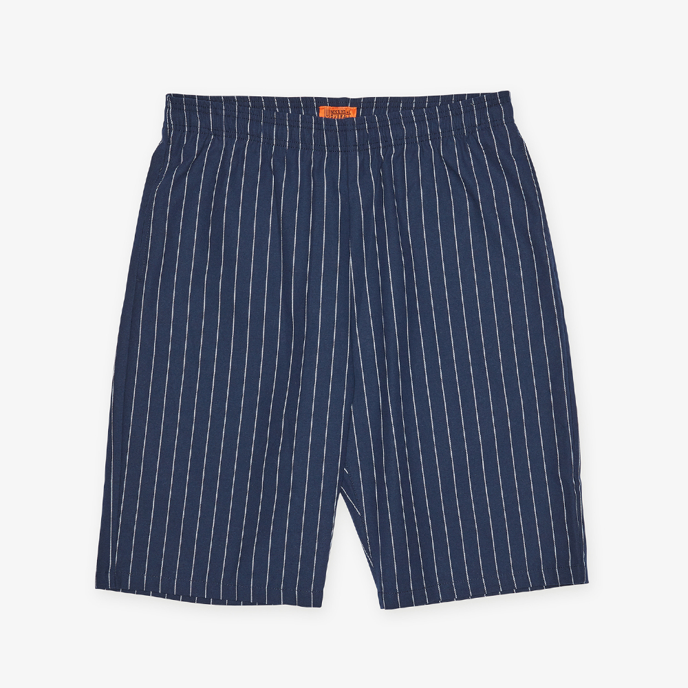 CHEF SHORTS NAVY X WHITE