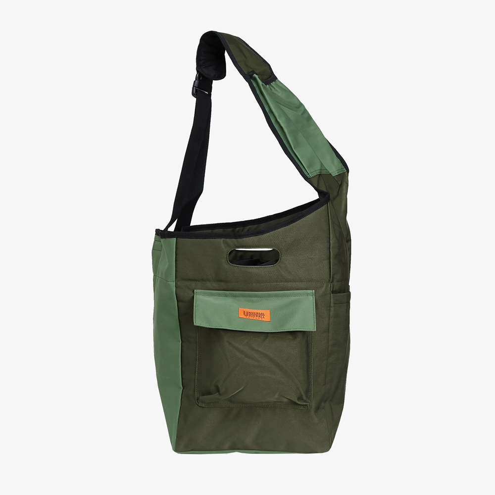 CLIMBING SHOULDER BAG KHAKI