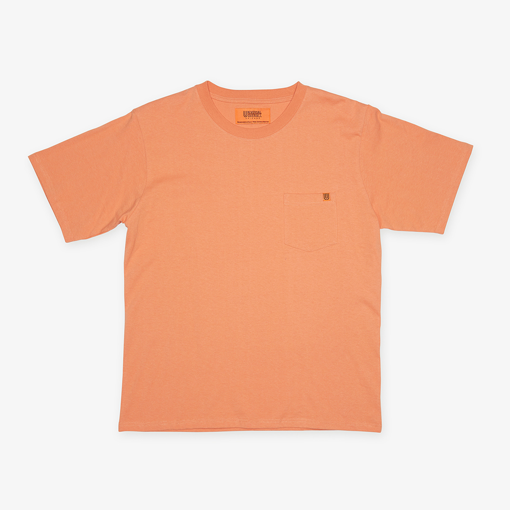 POCKET T-SHIRTS ORANGE